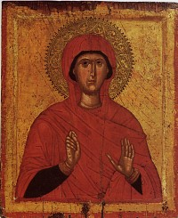Holy Great-Martyr Marina