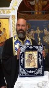 Priest Athanasios Kone