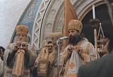 Archbishop Anthony (Medvedev), Archbishop Vitaly (Ustinov) & Archbishop Laurus (Shurla), St. Vladimir's Church (New Jersey, USA) 1970s