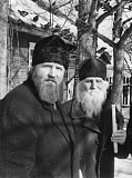 Protopriest Michael Zhenochin (+2009) & Protopriest Nicholai Guryanov (+2002) Zalit Island