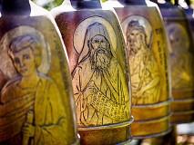 Monastery bells